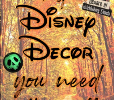 15 Pieces of Disney Fall Decor You Need This Year