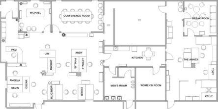 Small Business Moving and Design: Part 2- Space Planning for a Small Business in 8 Easy Steps