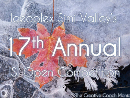 Announcing Iceoplex Simi Valley's 17th Annual ISI Open Competition