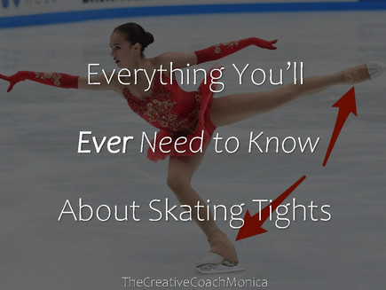 Everything You'll Ever Need to Know About Skating Tights