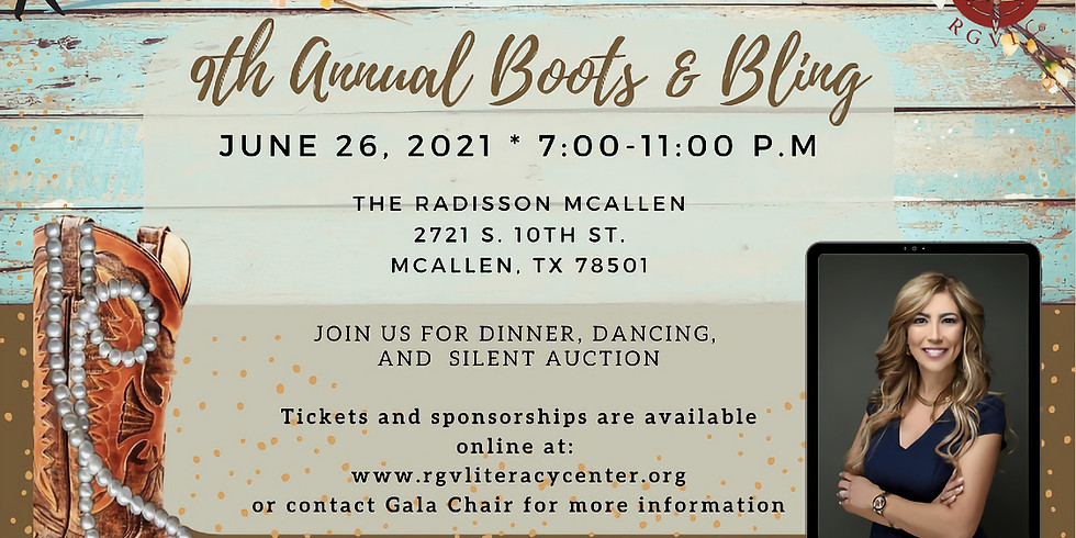9th Annual Boots and Bling Gala