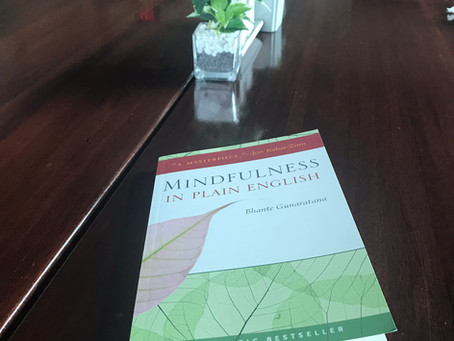 Mindfulness is Awareness