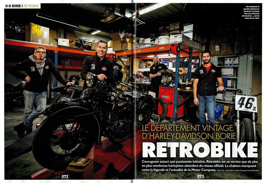 Atelier Retrobike Borie