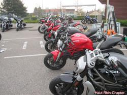 Demo Ride Colmar 2016
