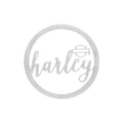 PLAQUE HARLEY HSP0046