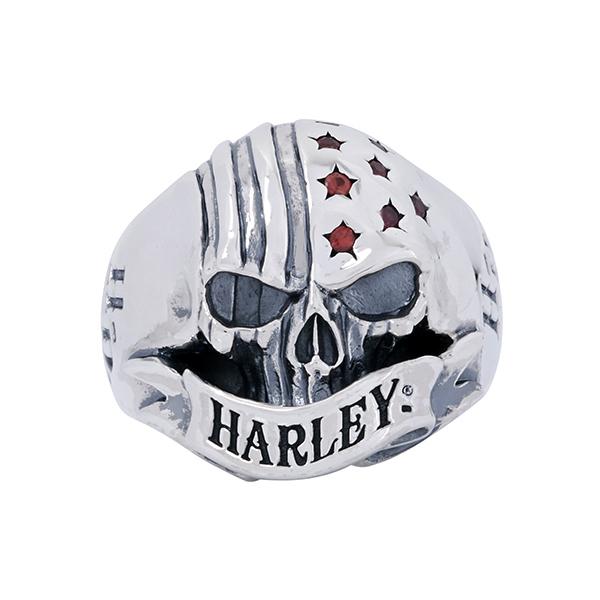 hdr097-biker-harley-davidson-silver-ring-001