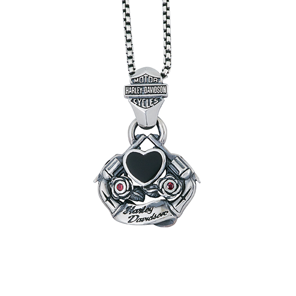hdp105-biker-harley-davidson-silver-pendant-1