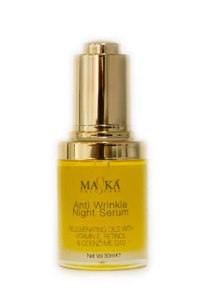 Anti Wrinkle Night Face Serum 30ml