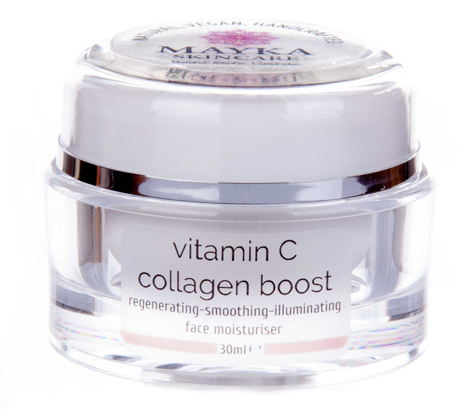 Vitamin C Collagen Boost under the magnifying glass