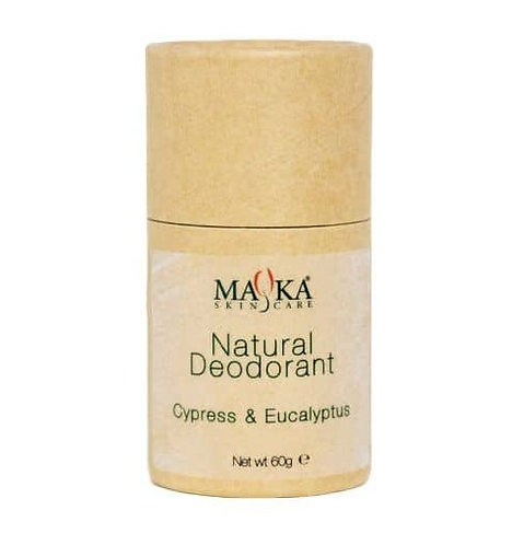 Natural Deodorant Cypress & Eucalyptus 60g