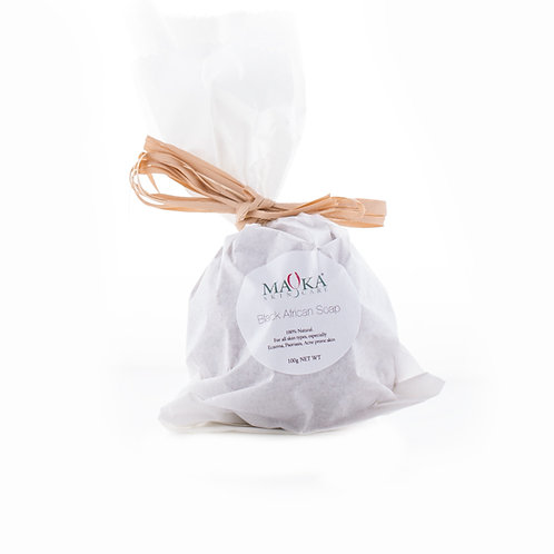 African Black Soap 100g x3
