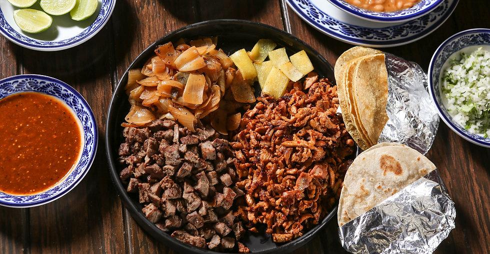 tacos la reynita restaurante en fashion drive