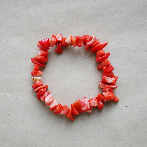 Eudora Armbånd, rød