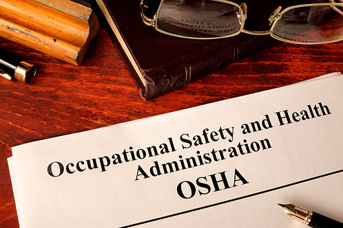 OSHA 30-hour General Industry Outreach Training
