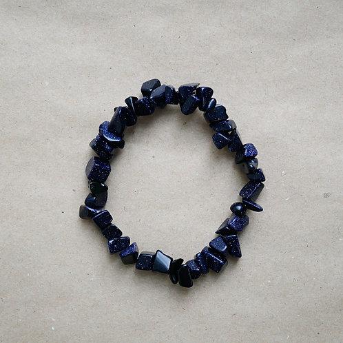 Eudora Armbånd, mørkeblå