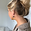 Thumbnail: Ella chunky øreringe, grøn/gul nuance