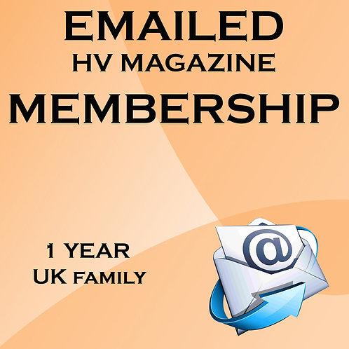 Emailed HV UK Family Membership