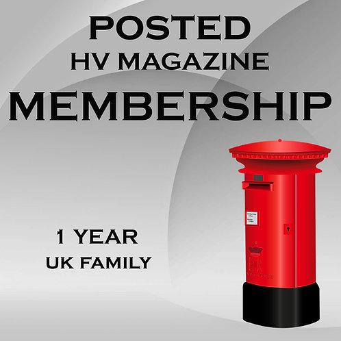 Posted HV UK Family Membership