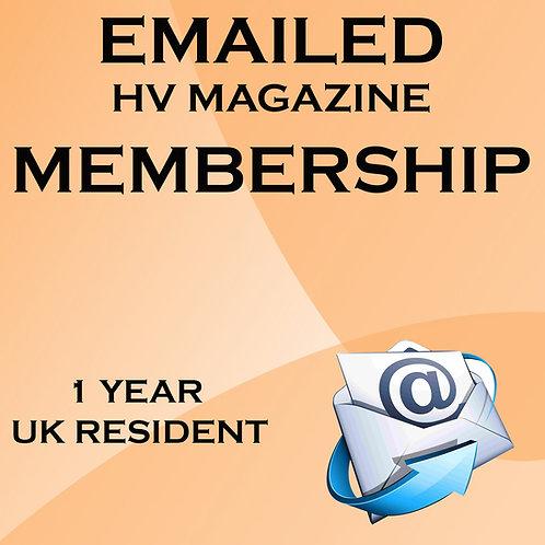 Emailed HV UK Membership