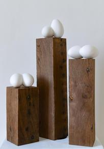 Rik Willems - Triplette van zes eieren.