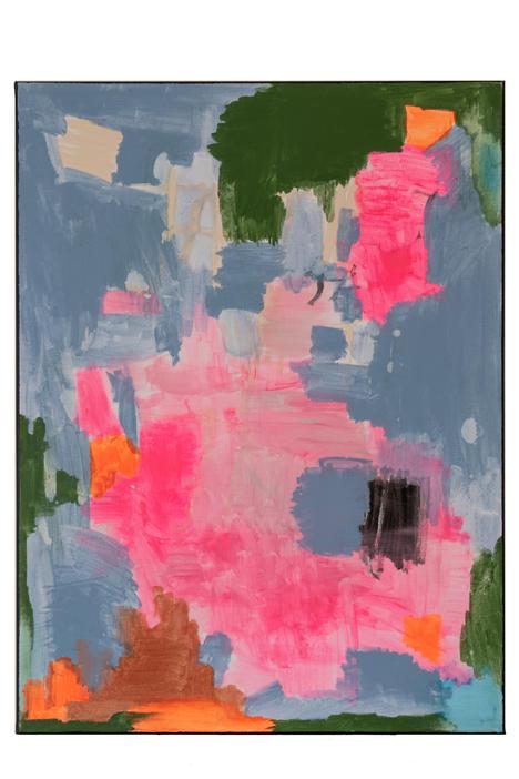 Ellen Vrijsen - Abstract pink