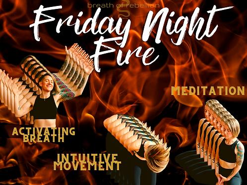 Friday Night Fire: Full series