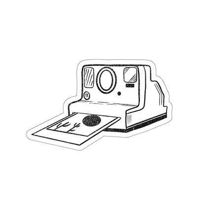 Polaroid Sticker