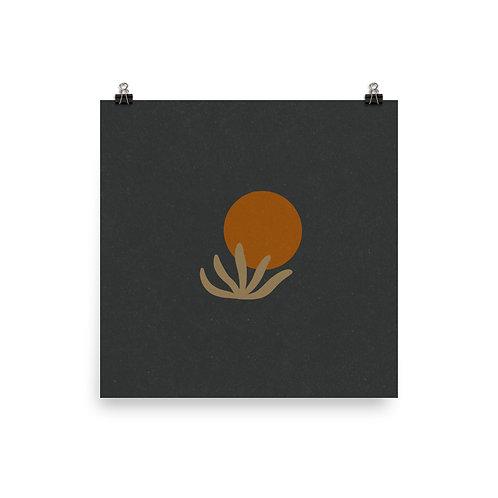 Desert Plant Print