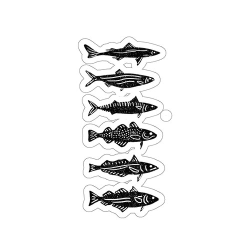 Fish Sticker