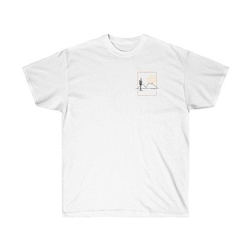 Desert View - Unisex Cotton Tee