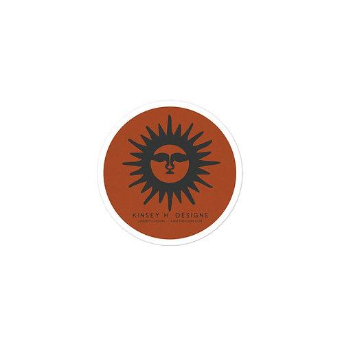 Kinsey H. Designs Sun Sticker