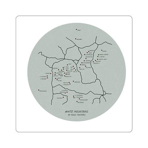 Copy of White Mountains Sticker