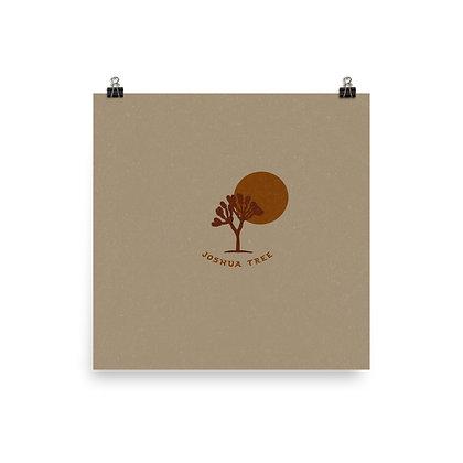 Joshua Tree Print