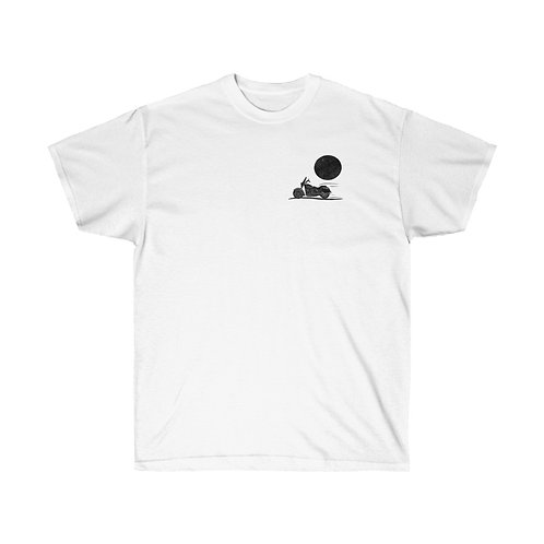 Motorcycle - Unisex Cotton Tee
