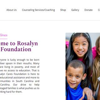 Rosalyn Cares Foundation