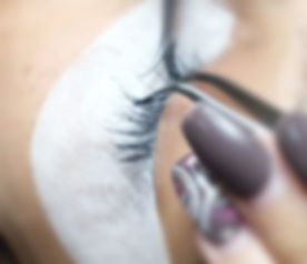 eyelash extension fills