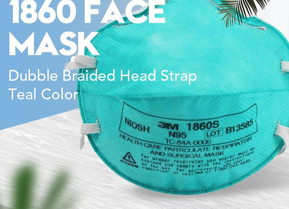 3M™ 1860s , Small ,N95  Surgical Mask