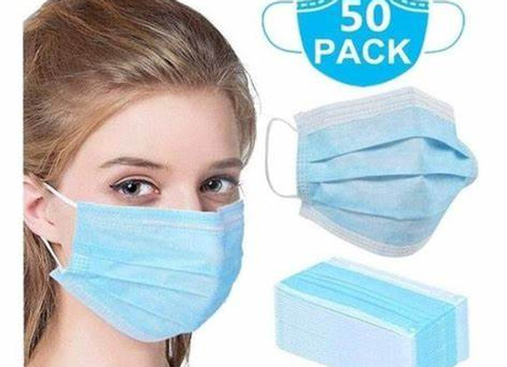 3 Ply Medical Grade Masks