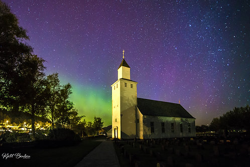 Fotografi: Bjerkreim kyrkje