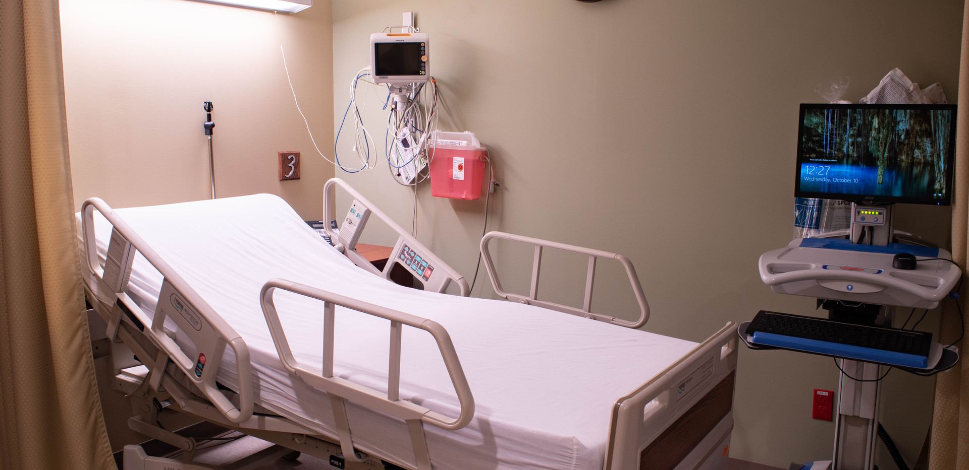 Post-Op Room