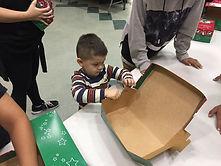 Operation Christmas child shoebox assembly!