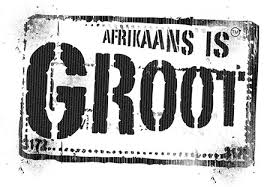 Afrikaans is Groot Shows