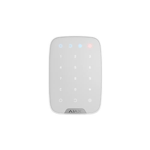 Ajax KeyPad, wit, draadloos