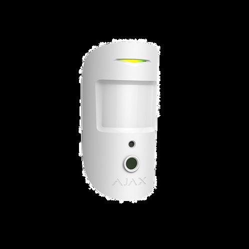 Ajax MotionCam, wit (enkel in combinatie met Hub2)