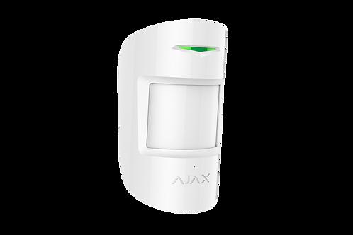 Ajax MotionProtect Plus, wit