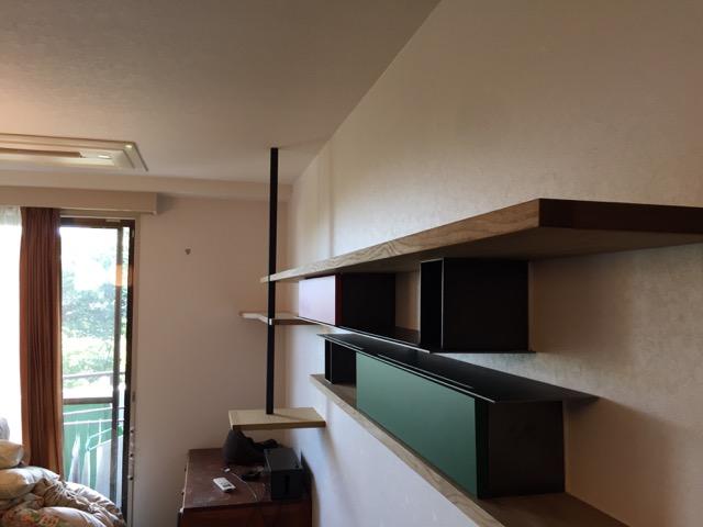 Catwalk Shelf ©ryujikoyamaarchitects