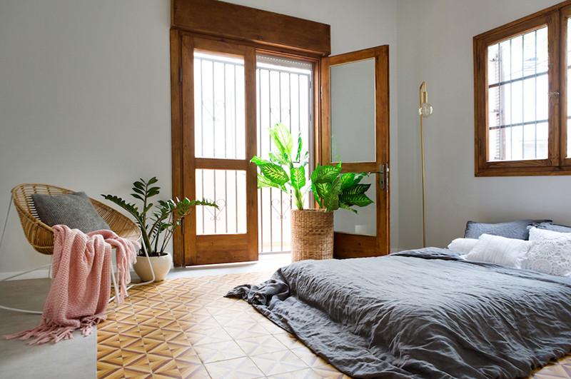 דירת באוהאוס בתל אביב עיצוב קרן בר. צילום שירן כרמל.