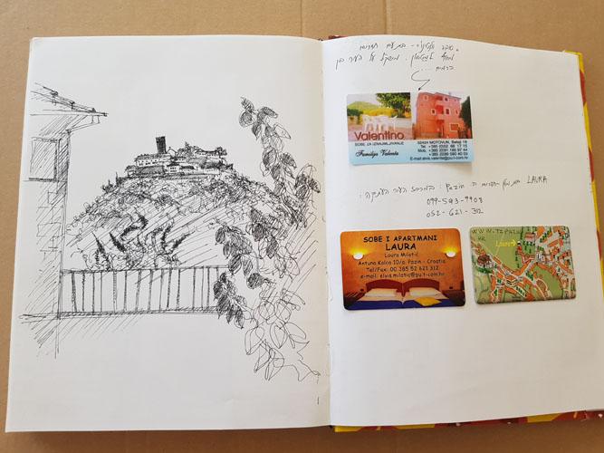 my-art-journal_croatia-3