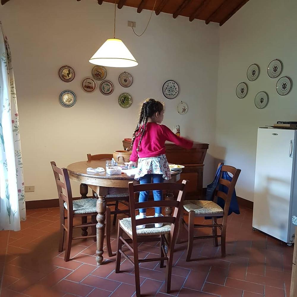 בית באיטליה שמרגיש כאליו הוא שלי
