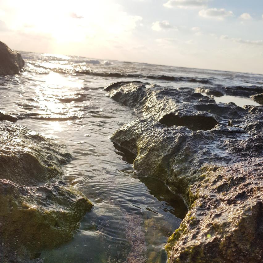 השראה בים